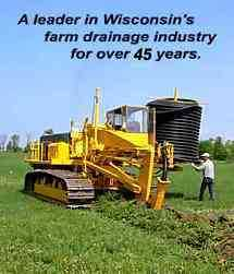 industry leader in field drainage and erosion control